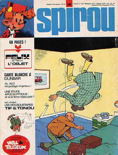 Le journal de Spirou 1894 - 1894
