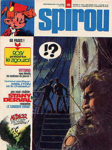 Le journal de Spirou 1909 - 1909