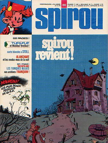 Le journal de Spirou 1910 - 1910