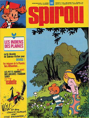 Le journal de Spirou 1912 - 1912