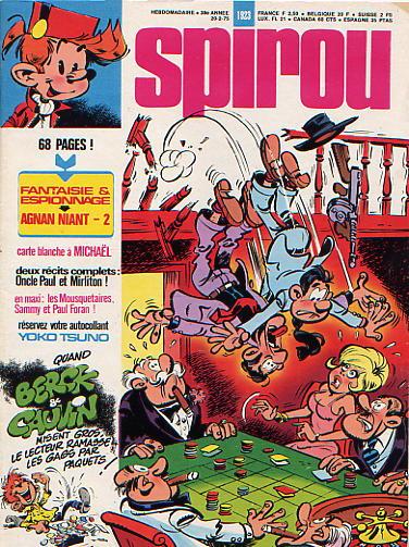 Le journal de Spirou 1923 - 1923