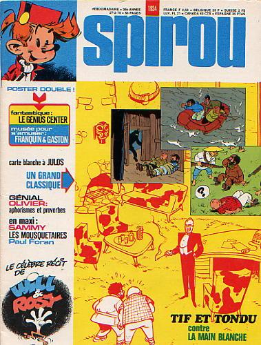 Le journal de Spirou 1924 - 1924