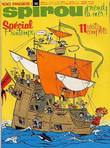 Le journal de Spirou 1926 - Spécial Printemps