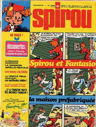 Le journal de Spirou 1944 - 1944
