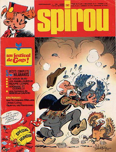 Le journal de Spirou 1947 - 1947