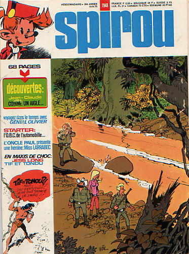 Le journal de Spirou 1948 - 1948