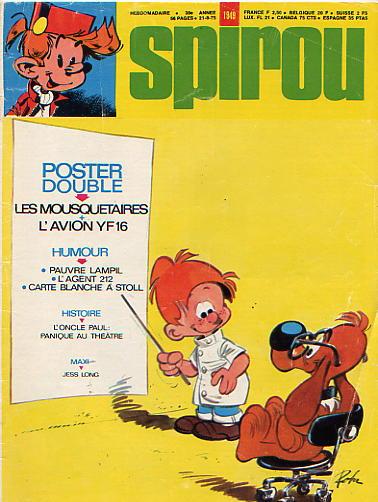Le journal de Spirou 1949 - 1949