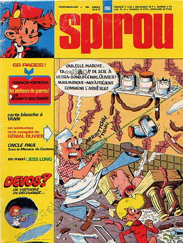 Le journal de Spirou 1950 - 1950