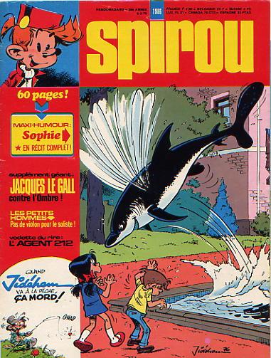 Le journal de Spirou 1986 - 1986