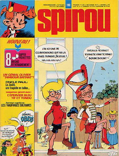 Le journal de Spirou 1993 - 1993