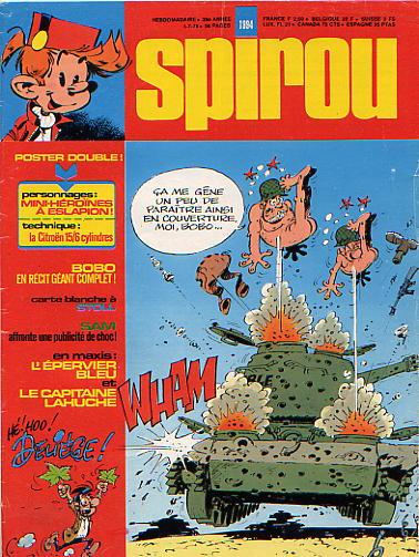 Le journal de Spirou 1994 - 1994