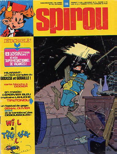 Le journal de Spirou 1995 - 1995