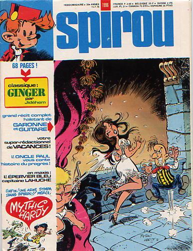 Le journal de Spirou 1996 - 1996