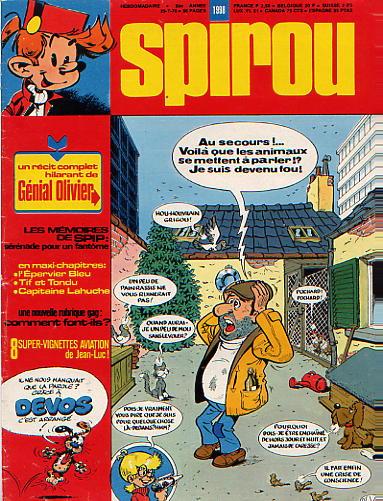 Le journal de Spirou 1998 - 1998