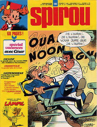 Le journal de Spirou 1999 - 1999