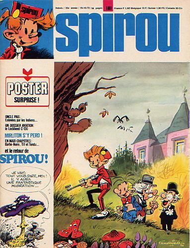 Le journal de Spirou 1801 - 1801