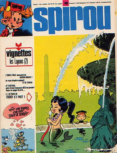 Le journal de Spirou 1802 - 1802