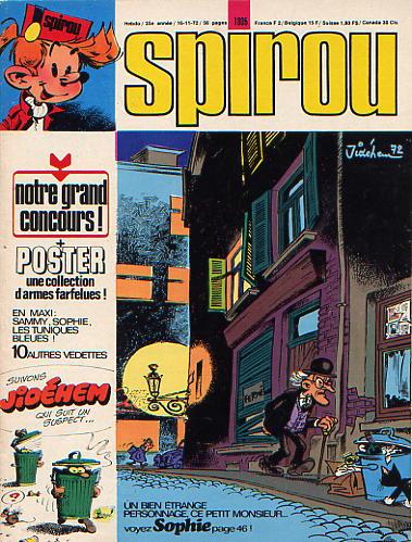 Le journal de Spirou 1805 - 1805