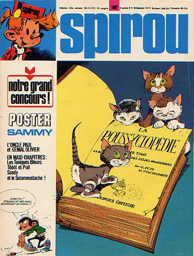 Le journal de Spirou 1807 - 1807