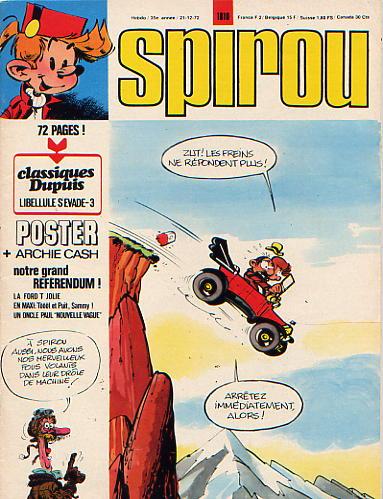 Le journal de Spirou 1810 - 1810