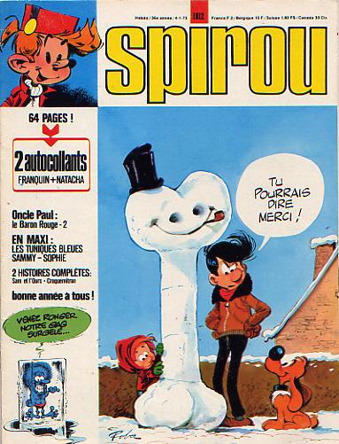Le journal de Spirou 1812 - 1812