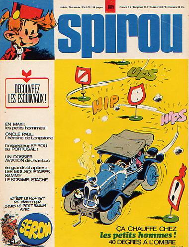 Le journal de Spirou 1815 - 1815
