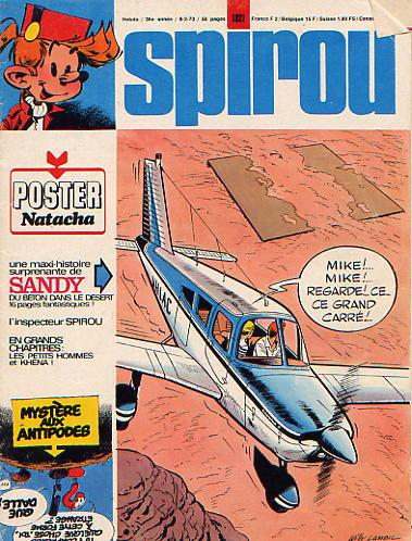 Le journal de Spirou 1821 - 1821