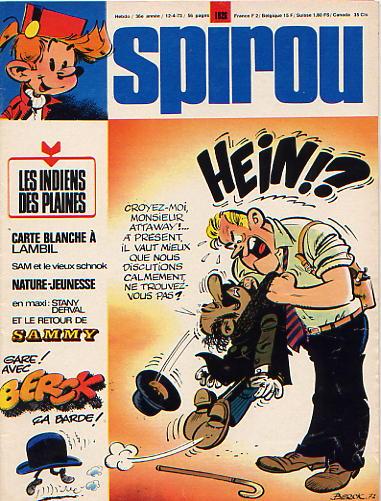Le journal de Spirou 1826 - 1826