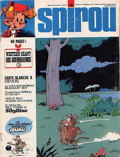Le journal de Spirou 1844 - 1844