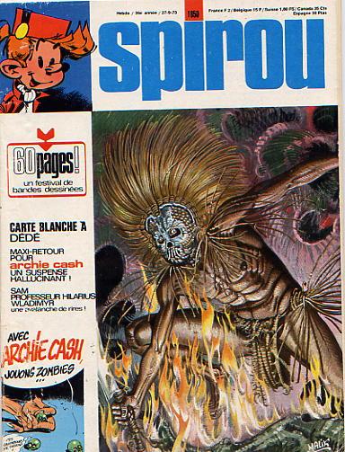 Le journal de Spirou 1850 - 1850