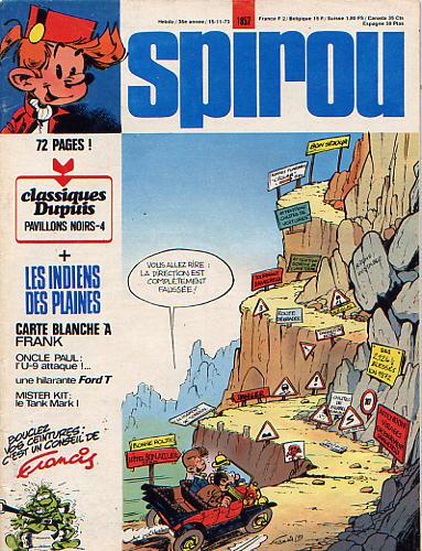 Le journal de Spirou 1857 - 1857