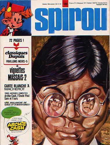 Le journal de Spirou 1859 - 1859