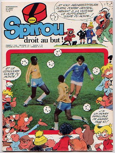 Le journal de Spirou 2094 - 2094