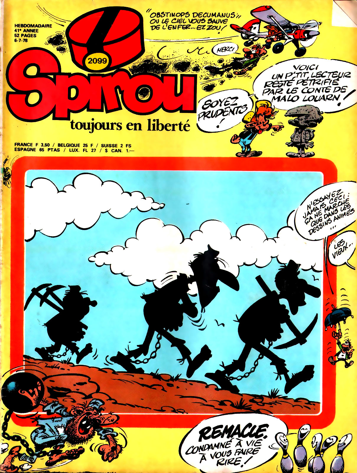 Le journal de Spirou 2099 - 2099