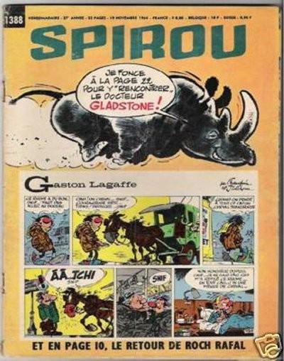 Le journal de Spirou 1388 - 1388