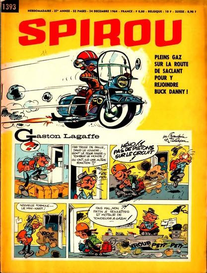 Le journal de Spirou 1393 - 1393