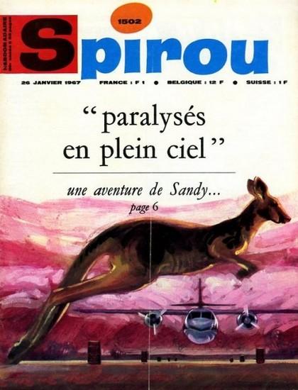 Le journal de Spirou 1502 - 1502