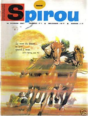 Le journal de Spirou 1505 - 1505