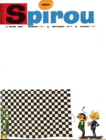 Le journal de Spirou 1507 - 1507