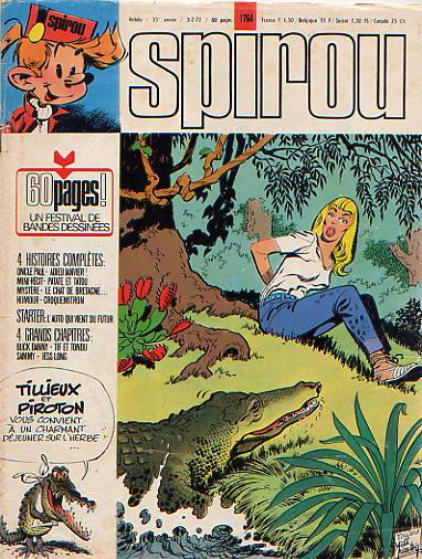 Le journal de Spirou 1764 - 1764