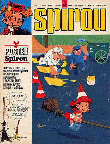 Le journal de Spirou 1774 - 1774