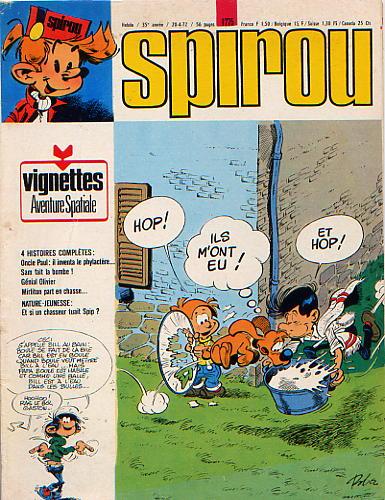 Le journal de Spirou 1775 - 1775