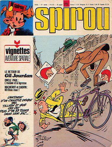 Le journal de Spirou 1778 - 1778