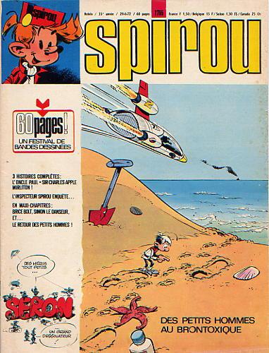 Le journal de Spirou 1785 - 1785