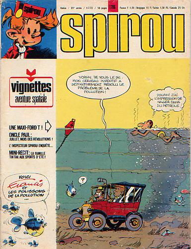 Le journal de Spirou 1786 - 1786
