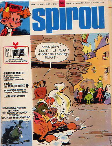 Le journal de Spirou 1791 - 1791