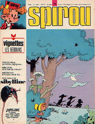 Le journal de Spirou 1796 - 1796