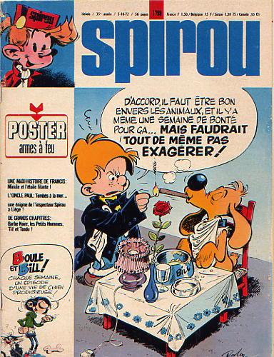 Le journal de Spirou 1799 - 1799