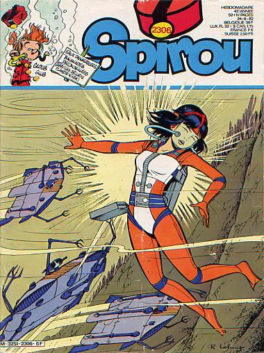 Le journal de Spirou 2306 - 2306
