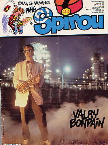 Le journal de Spirou 2312 - 2312